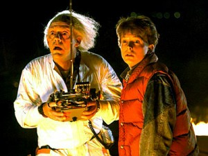 choices: back to the future